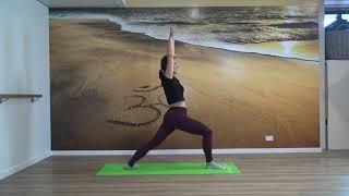 Hatha Yoga #2 With Brooke – Spine Twists