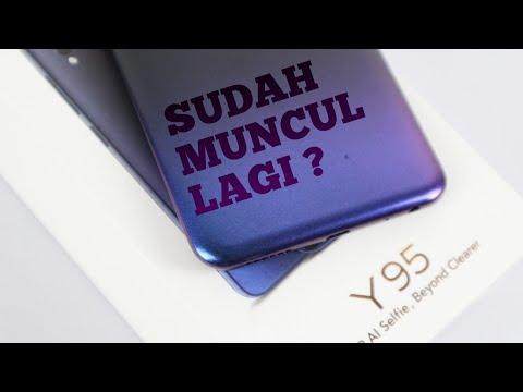 Vivo Y95 Unboxing Hands On - Resmi Indonesia