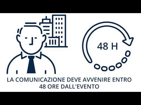 Obbligo di comunicazione infortuni all'Inail - (2017)