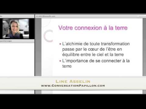 Connectez-vous – atelier de Line Asselin