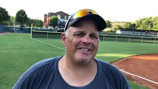 Softball Recap | North Cobb Christian | Head Coach Mike Edmonson | 08-06-19