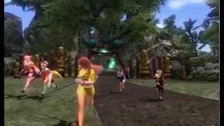 Onigiri - Japanese Style Action MMORPG