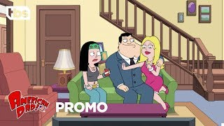 American Dad! Season 14 - Watch Trailer Online