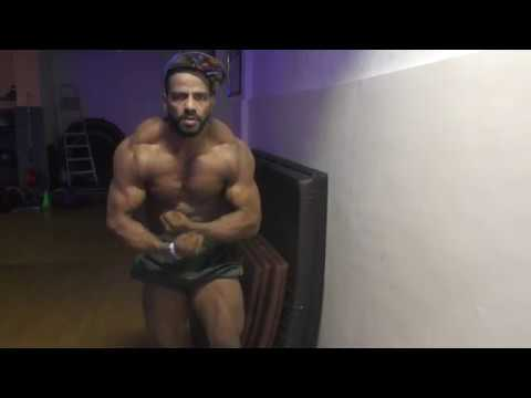 Efim chifrin dans le bodybuilding