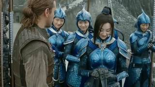 【MV Spoiled】Lin Mei❤William   The Great Wall Fan MV(Re-Upload)