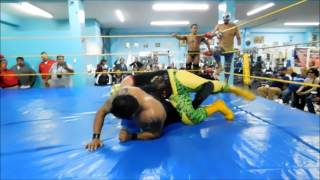 FILLM-H. de Fishman/Herodes Jr./ Romano García VS Canek Jr/Dr. Cerebro/Freelance