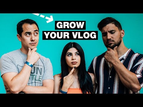 How to GROW a Vlogging Channel on YouTube — 7 Pro Tips