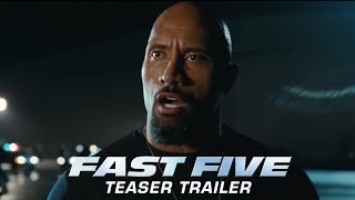 Fast Five Trailer Image