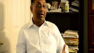 FACE TO FACE: Pastor V.J. Thomas With Raju Tharakan