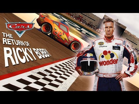 Cars 4: The Return Of Ricky Bobby