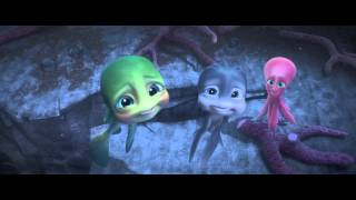 A Turtle's Tale 2: Sammy's Escape from Paradise (2012) Video