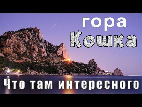 Магические места в Крыму. Сюда прямо-таки тянет и не отпускает.  Гора Кошка возле Симеиза.