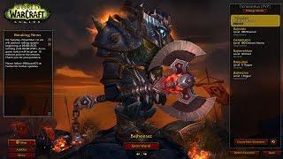 Bajheera - ARMS WARRIOR HIDDEN ARTIFACT APPEARANCE UNLOCKED! - WoW Legion 7.1 Info