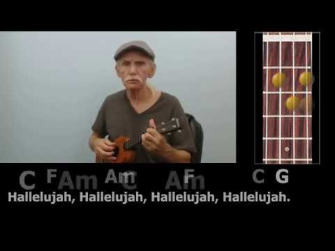 Harmonica hallelujah harmonica tabs : Hallelujah – by Leonard Cohen – Fingerstyle Ukulele