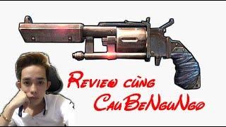 """Truy Kích - Review vũ khí mới cùng CauBeNguNgo """" STEEL MAGNUM """""""