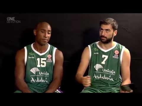 One-on-One: Jayson Granger & Kostas Vasileiadis, Unicaja Malaga