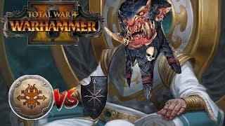 Norsca vs Chaos   THE RETURN OF THE TROLL KING - Total War Warhammer 2