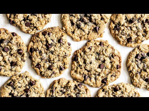 Download How To Make Oatmeal Chocolate Chip Cookies HD Mp4 3GP Video and MP3