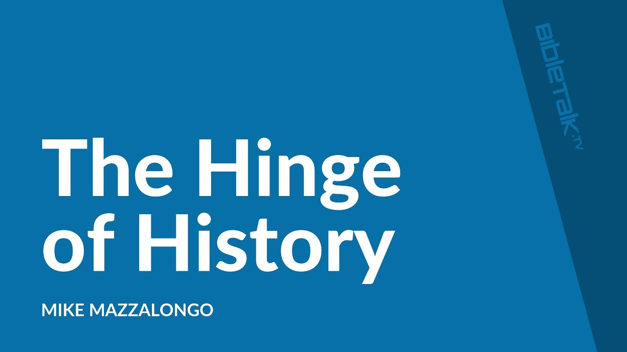 The Hinge of History