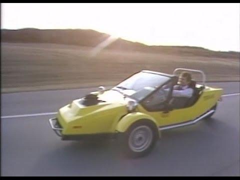 Video of '83 Trihawk - M7IO