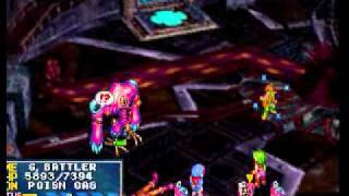 Grandia ReDux Boss #17 - Gaia Battler 1