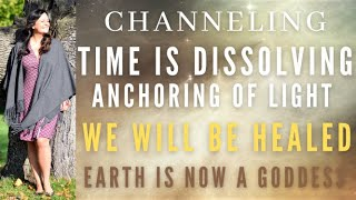 Channeling – Mars 7 2021 – Time is dissolving! Higher beings of light are here. Wounds will be healed.