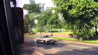 preview picture of video '(Volume NINE) Eric Turnbow on Vacation To England and Shakespeare's Stratford in June, 11, 1992'