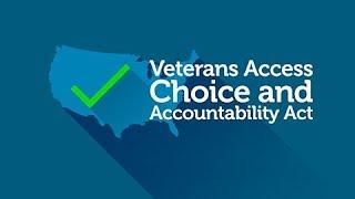Veterans Affairs Choice Act
