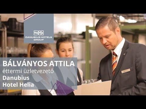 Az üzletvezető – Bálványos Attila
