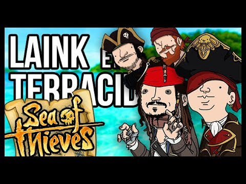 L'AVENTURE DE MALADE MENTAL (Sea of Thieves) ft. Amixem et Cyril
