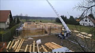 Blockhausbau