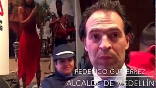 Miniatura Video RETO NACIONAL MINISTRO DE TRANSPORTE Y ALCALDE DE MEDELLÍN