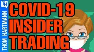 Senators Profiting Off COVID-19 Pandemic
