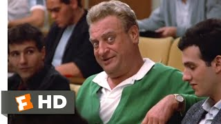 Back to School (1986) - Thornton Talks Business Scene (4/12) | Movieclips