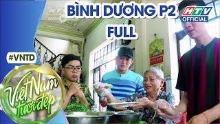 VIỆT NAM TƯƠI ĐẸP | Minh Dự và Ngọc Tuyên no nê với món bánh bèo bì | VNTD #106 FULL | 28/1/2019