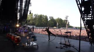 Depuis Le Debut - 30 seconds to mars at Rock Werchter July 7th 2013