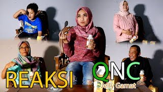 Obat Polip Gigi - QnC Jelly Gamat Original