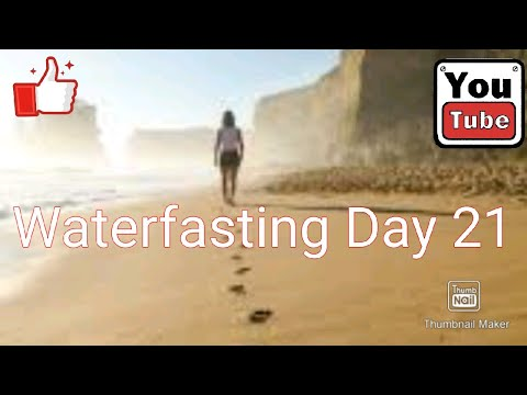 Download Breaking My 21 Day Water Fast Video 3GP Mp4 FLV HD Mp3