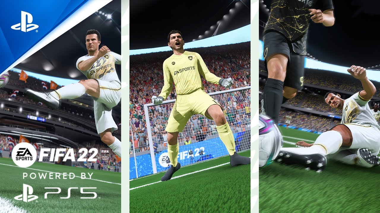 FIFA 22: How PS5's DualSense controller and 3D Audio immerse you in The World's Game like never before
