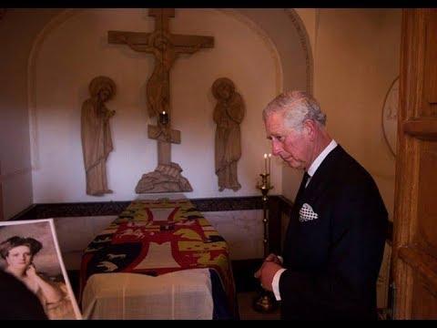 Тайны британских монархов! Чью могилу навещает принц Чарльз в Израиле?