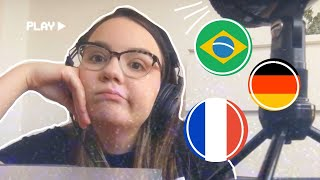 how to learn three languages at once