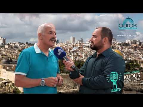 Yavuz Selim Pınarbaşı ile Kudüs Mikrofonu Röportajı-Burak Derneği