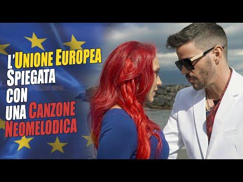 L'Union européenne en canzone