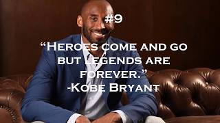 30 Inspirational Kobe Bryant Quotes On Success || Motivational video