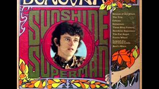 Donovan - Legend Of A Girl Child Linda, Mono 1966 Epic LP record.