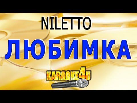 NILETTO | Любимка | Караоке (Кавер минус от Mishlem)