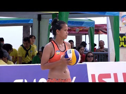 Quarterfinals: Foton vs.  Generika Ayala – A | PSL Beach Volleyball Challenge Cup 2018