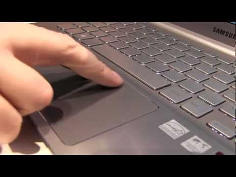 Samsung Series 7 Ultra Touch - Ultrabook Overview