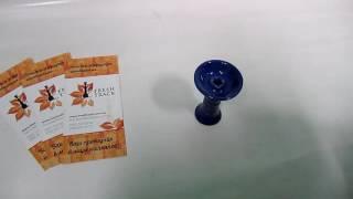 Чаша для кальяна Euro Shisha BK-11, видеообзор 1