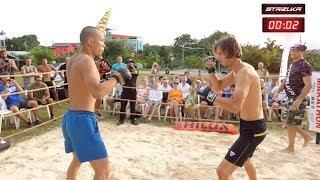 Jiu-Jitsu master vs  Kyrgyz Warrior / STRELKA Phuket